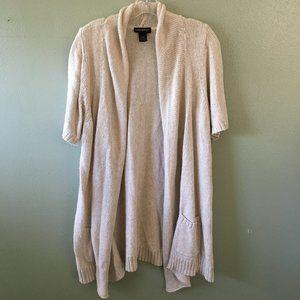 lane bryant open cardigan sweater (18/20)